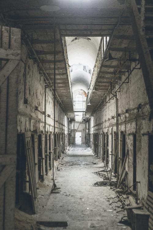 Eastern State Penitentiary | Sarah Pezdek Fine Art Photography